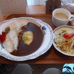 カフェ ゴア - 料理写真:パインカレー