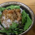 麺麓menroku - 鴨丼(小)