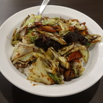 台湾料理 福亭 - 料理写真:回鍋飯