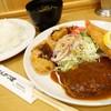 Tonkatsutei - 料理写真:2016年10月 A定食【税込1300】この場所で夜にこの内容なら納得のお値段♪