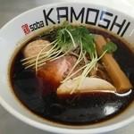 61524308 - 鶏soba醤(750円)