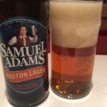 61524698 - サミュエルアダムスは単品だと¥990、かなり贅沢なビールだ