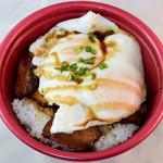 ほっともっと - 料理写真:今治焼豚玉子飯