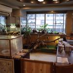 横浜亜熱帯茶館 - 放し飼いエリア
