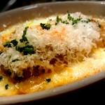 ラザーニャ・ラザーニャ - サルシッチャと茄子、ラクレットチーズのアラビアータラザーニャ