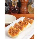 麗江 - パリッとモチモチの食感を同時に楽しめる「焼餃子」