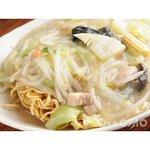 麗江 - 揚げ麺に五目野菜あんかけをかけた、五目揚麺(ゴモクバリそば)