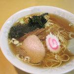 新京 - ラーメン450円