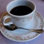 ベル・ブランシュ - コーヒー。