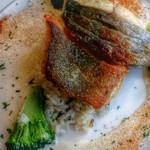 ベル・ブランシュ - メインのお魚たち。