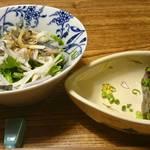 明日香 - 前菜