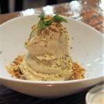 立川ビアホール - 燻製ポテトサラダ