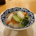 61531491 - ガリの代わりの野菜