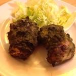 東インドカレーレストラン シャンティ - ハリアリティッカ