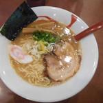 麺場いさの - 魚介豚骨らーめん 780円