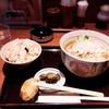 銀座木屋 - 料理写真:カレーうどんセット