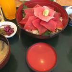 魚料理 うおたつ - 【ランチ】鉄火丼膳