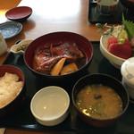 魚料理 うおたつ - 【ランチ】金目の煮付け膳