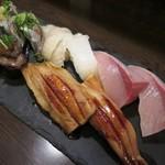 どでか寿司 - 穴子(煮込み)