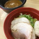 スシロー - 料理写真:カレーつけ麺(2017.01現在)