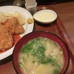61535960 - 味噌汁