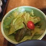 絵馬亭 - サラダ