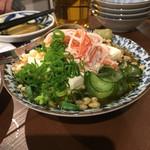 61538905 - タヌキ豆腐