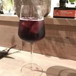 61539420 - 赤ワインのジンジャー割り