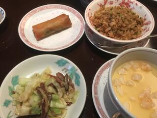 赤坂璃宮 赤坂本店 - ランチコース