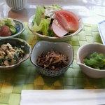 リフレッツ大山 - 朝食