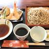 Sobatsukiyomi - 料理写真:天せいろ 大盛り