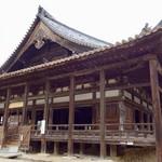 紅葉堂 - [2016/12]その後、時の権力者は厳島を保護します(写真は豊臣秀吉が建立させた千畳敷)。
