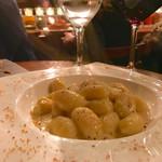 スパイス&ワイン エルド - 豆乳のニョッキ