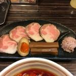 つけ麺 きらり - 特製魚介豚骨つけ麺