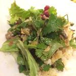 ラム&パクチー Salad days -
