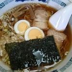 じゃりん子 - 料理写真:ラーメン