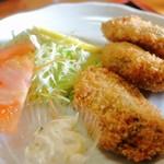 藤矢 - 牡蠣フライ