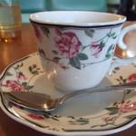 ポート・イン - ドリンク写真:コーヒーカップ