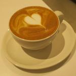 ブルーボトルコーヒー - カプチーノ シングル・オリジン(コロンビア・トリマ サンフェルミン)1