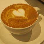 ブルーボトルコーヒー - カプチーノ シングル・オリジン(コロンビア・トリマ サンフェルミン)2
