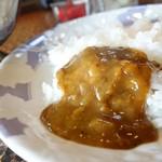 ラマサ - 料理写真:2016年11月 特製中辛カレー