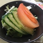 享楽亭 - サラダ