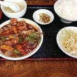 酔東坡 - 回鍋肉セット