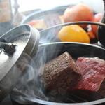 燻製キッチン -