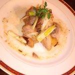 アンバランス - 鶏肉のガーリック炒め(?)