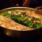 6155340 - 2回目の鍋、もつ鍋、もちろん味噌で。