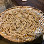 日本料理 筑膳 - もり蕎麦