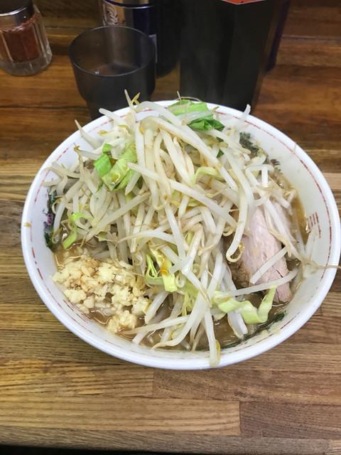 ラーメン二郎 新小金井街道店>