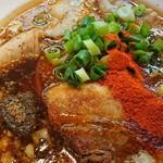 61551024 - 辛口炙り肉ソバ醤油Lv.2♪