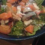 すし昭 - 海鮮サラダ